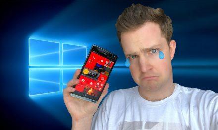 Dá se stále používat Windows Phone?