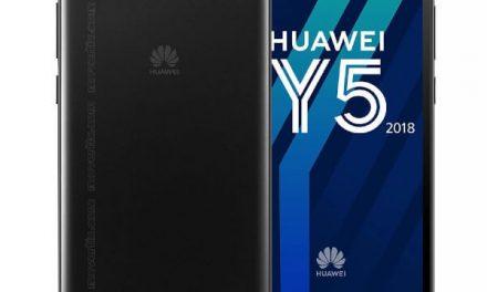 Můj měsíc s Huawei Y5 2018