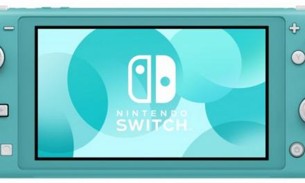 Co vědět před koupením Switch Lite